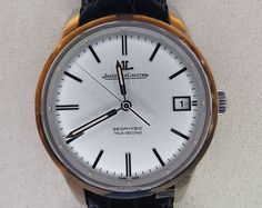 Jaeger-LeCoultre Geophysic acero frontal