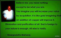 Nisargdatta Maharaj