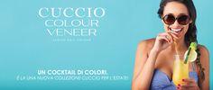 Mecapp: Cuccio Colour Veneer presenta:  Cocktails Collecti...