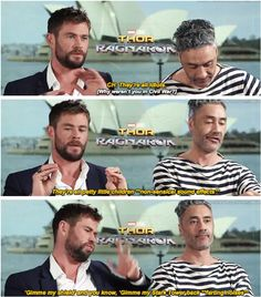 When Chris threw shade at the cast of Captain America: Civil War