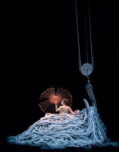 Sadler's Wells Theatre - James Thiérrée - Au Revoir Parapluie