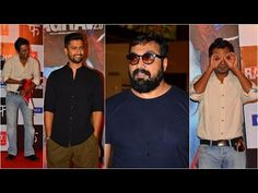 Trailer launch of film 'Raman raghav 2.0