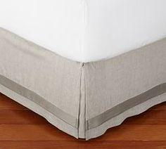 Linen Bedding, Linen Duvet Covers & The Linen Shop | Pottery Barn