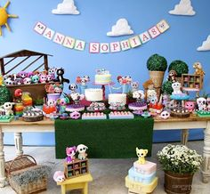 Beanie Boos Party details to love.. ♥ Adorable Beanie Boos cupcakes ♥ Beanie…