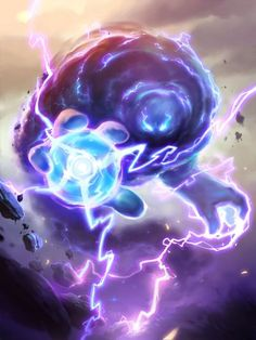 Journey to Un'Goro full art - Hearthstone Wiki Weird Creatures, Magical Creatures, Fantasy Creatures, Fantasy Monster, Monster Art, Creature Concept Art, Creature Design, Fantasy Character Design, Character Art