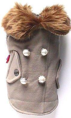 manteau pour chien sur ebay