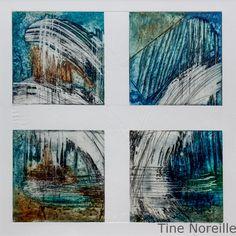 Tine Noreille Grafiek