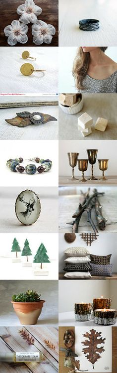 Winter Gifts by ForYouDesign on Etsy--Pinned with TreasuryPin.com