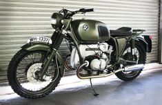 1977 BMW R75/7 Great Escape by Kevils Speed Shop - featured on the Bike Shed