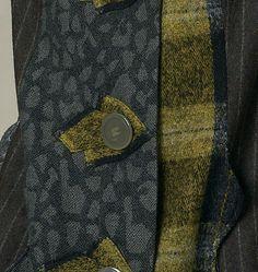 koos van den akker patterns   V1213, Misses' Coat