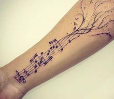 Tattoo  Arm tattoo Music tattoo  Ink  Ink arm Music in me Tatuajes Tatuaje brazos