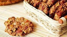 Полезное овсяное печенье без яиц, жира и муки