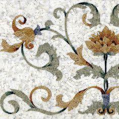 Tamsin stone mosaic | New Ravenna
