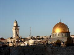 Jerusalem, western wall.