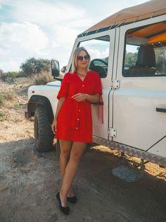 Ibiza im Oktober: So schön ist Ibiza in der Nebensaison - Jeep-Tour auf Ibiza Halloween Fotos, Blog, Shirt Dress, Inspiration, Beauty, Shirts, Outfits, Dresses, Fashion