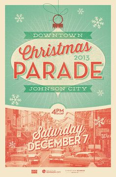 christmas poster design vintage - Google Search
