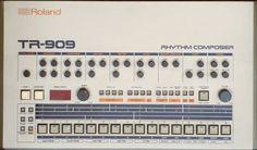 Roland TR-909 Rhythm Composer, 1984