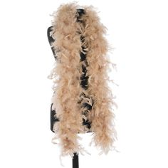 Camel 40 Gram<br>Chandelle Feather Boas
