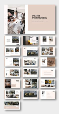 Presentation Board Design, Interior Design Presentation, Presentation Styles, Portfolio Presentation, Presentation Templates, Page Layout Design, Web Design, Architecture Portfolio Template, Mise En Page Portfolio