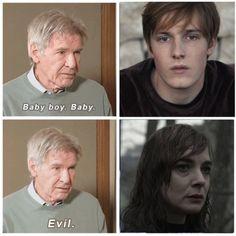 The Dark memes have begun