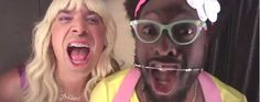 Jimmy Fallon En Will.i.am Doen Ew! » PrutsFM