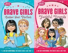 Win a Set of Brave Girls Books at our blog #giveaway
