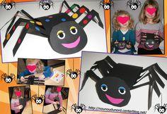 araignées pour Halloween