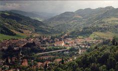 Modigliana, Italy.
