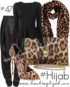 Hashtag Hijab Outfit #47