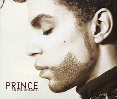 The Hits/B-Sides (1993) - A Visual History of Prince's Album Covers   Complex