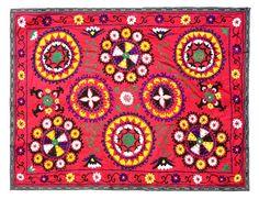 Handmade Vintage Suzani LS2494