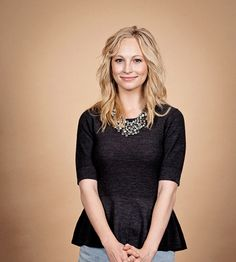 Candice Accola Candace Accola, Candice King, Caroline Forbes, Vampire Diaries The Originals, Delena, Beautiful Smile, Dimples, Celebrity Crush, Pretty Woman