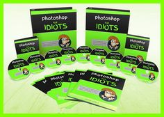 he lessons, as would any beginner Photoshop user and aspiring online freelancer who are figuring out the many different ways to make money online. Photoshop For Idiots Course Reivews & Free Download.