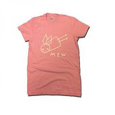 Buy Online Mew - Pink Angel Girls T-Shirt