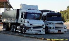 Os caminhões mais tops do mundo! | As Máquinas Pesadas