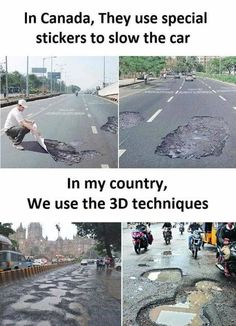 India, 3d protection to people