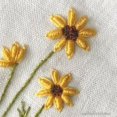Weekend Stitching: Making Adjustments on Flowers – NeedlenThread.com