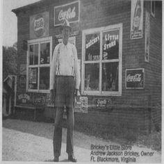 Vintage- Brickley's Little Store, Scott County, VA