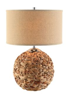 Lassiter Rattan Table Lamp