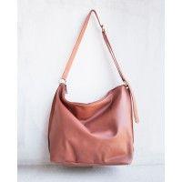 Meili Leather Crossbody Bag
