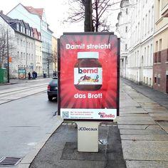 """Wie wäre es mal mit: """"Dafür verzichtet Jutta gerne auf ihre Butta""""?!?  #Werbung #Spruch #Nutella #Schokolade #Frühstück #Nuss #Nugat #Lecker"""
