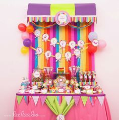 "Photo 1 of 34: Lollipop party / Birthday ""Lollipop"" 