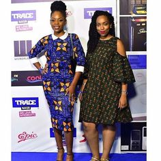 Linda Osifo is pretty much a stunner when it comes to fashion especially in African print dress styles. See how she stuns in African prints. African Print Dresses, African Print Fashion, Africa Fashion, African Fashion Dresses, African Dress, Fashion Prints, African Prints, African Attire, African Wear