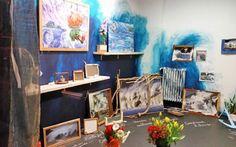 Spazio Arte: nasce a Rapallo un atelier per giovani creativi Una fiorista-artista ha bisogno di ampliare il proprio spazio di lavoro, per dipingere, creare ed esporre. Di qui l'idea: metterlo a disposizione anche di giovani pittori o artigiani che vogliano... #arte #rapallo