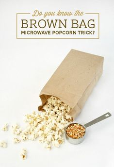 9 All-You-Can-Eat Healthy Snacks -  Avoid the bagged kind! Air-popped popcorn is easy to make at home on your stove or microwaved in a paper bag. You can sprinkle it with popcorn seasoning for more taste, but I prefer to eat mine plain. If you're craving sweet, not savory, sprinkle with cinnamon and a dash of sugar. Best of all? It only has 33 calories per popped cup.