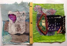 Marina Godoy / embroidery book