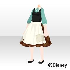 li.nu attrade itemsearch.php?txtSearch=&part=top&page=489&type=&color=&sort=&mov=0&locked=0 Cinderella Dress Disney, Disney Dresses, Disney Outfits, Fashion Art, Fashion Outfits, Fashion Design, Anime Dad, Anime Dress, Cocoppa Play