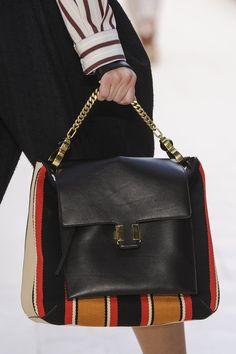 Chloé Paris Spring 2013 #Bags #Details