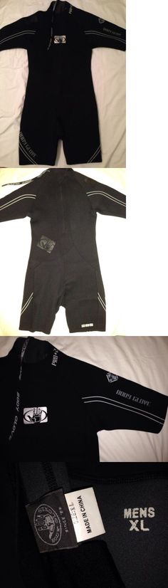 Men 16058: Body Glove Mens Shorty Wetsuit Pro 2 2.1 Size Xl Free Ship -> BUY IT NOW ONLY: $35.88 on eBay!