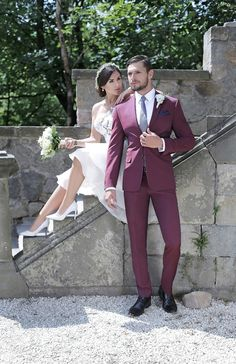 Trendy: jak przemycić wzory do stylizacji Pana Młodego? - Ślub Na Głowie